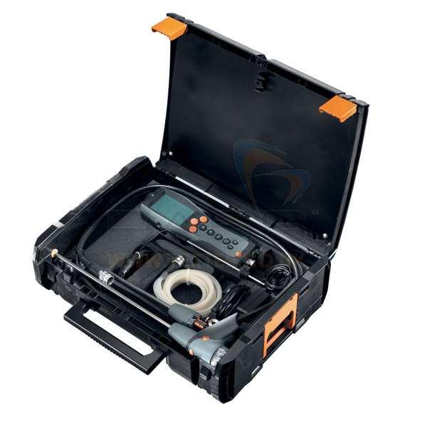 Testo 330-1 LL Flue Gas Analyser: Pro Kit – Rehgal